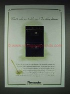 1997 Thermador Oven Ad - Make Strudel Crisper