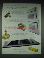 1995 Jenn-Air WW30430 Oven, C2200 Cooktop Ad