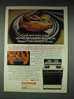 1978 Tappan Convectionaire Range Ad - Twice as Fast