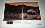 1998 Subaru Outback Limited Ad - The Road Ahead