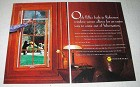1998 Pella Windows Ad - Built-in Rolscreen