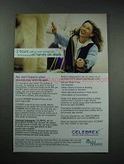 2006 Pfizer Celebrex Ad, 2 Hours Sailing Won't Keep You