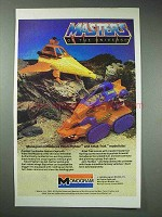 1983 Monogram Model Kit Ad - Masters of The Universe
