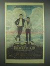 1986 The Heavenly Kid Movie Ad - Jason Gedrick