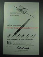 1955 Esterbrook Pen Ad - Make This Gift So Personal