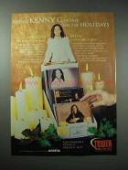 2000 Kenny G Miracles, Faith Album Ad - Bring Home