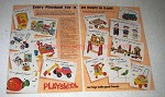 1977 Playskool Toy Ad - An Event in Itself