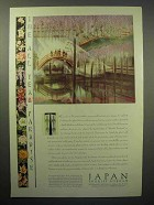 1930 Japan Tourism Ad - The All Year Paradise