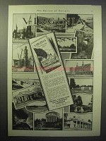 1930 Virginia Conservation & Development Commission Ad