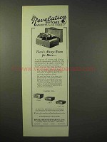 1926 Revelation Suitcase Ad - Always Room For More