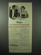 1923 Pepsodent Toothpaste Ad - Magic