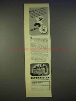 1940 Caterpillar Diesel-Electric Sets Ad - Quiz