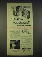 1940 Sturtevant Air Conditioning Ad - The Railroads