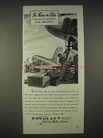 1940 Douglas Aircraft Ad - In Peace or War