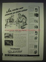 1939 Sturtevant Dust and Fume Removal System Ad