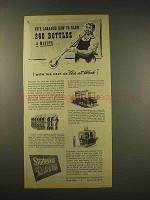 1944 Sturtevant Air and Heating Ad - Blow 260 Bottles