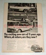 1968 Volvo Car Ad - Where Are They Now!