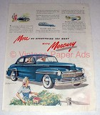 1947 Nash Car Ad - More of Everything You Want