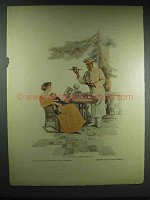 1915 Cream of Wheat Cereal Ad - Rastus, Dainty