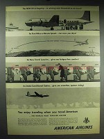 1948 American Airlines Ad - The New DC-6 Flagship