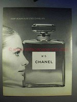 1969 Chanel No. 5 Perfume Advertisement - Every Woman Alive