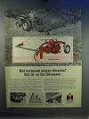 1967 International Harvester 200 Pitman Mower Ad
