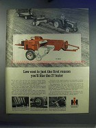 1967 International Harvester 27 Baler Ad
