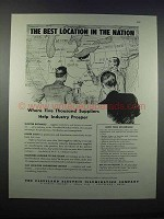 1946 The Cleveland Electric Illuminating Company Ad