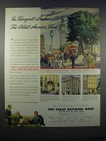 1946 The Chase National Bank Ad - Resurgent London