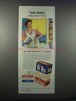1944 Sunshine Hi Ho Crackers Ad - Those Rascals