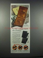 1944 Buxton 3-Way Wallet Ad - For Dad
