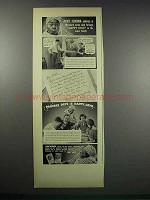 1938 Aunt Jemima Pancake Mix Ad - Solves Mystery Note