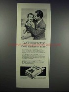 1938 Old Gold Cigarettes Ad - Can't Help Lovin'