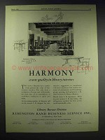 1929 Remington Rand Business Ad