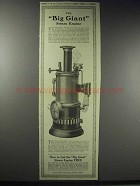 1914 Perry Mason Big Giant Steam Engine Ad
