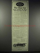 1914 Hudson Six-40 Car Ad - Outsells All Others