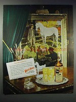 1948 White Horse Scotch Ad - The Masterpiece