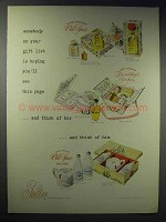 1948 Shulton Early American Old Spice Ad