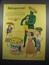 1953 Green Giant Niblets Mexicorn Ad - Lo Que Se Coce!
