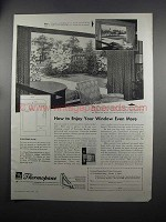 1951 Libbey-Owens-Ford Thermopane Glass Ad - Enjoy More