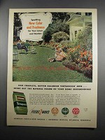 1951 Armour Vertagreen Ad - New Color and Freshness
