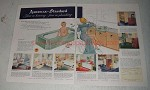1951 American-Standard Plumbing Products Ad