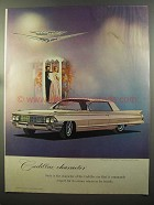1962 Cadillac Coupe de Ville Ad - Character