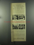 1958 Andersen Windowalls Ad - A New Dream Home