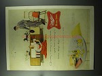 1956 Miller High Life Ad - Quality in Good Taste