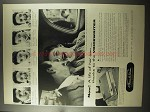1956 Thomas A. Edison Voicewriter Ad - Life of Her Own