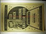 1956 ABC Ted Mack and the Original Amateur Hour Ad