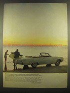 1964 Buick LeSabre Convertible Ad - Expensive Name