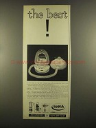 1964 Iona Hair Dryer Ad - The Best