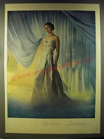 1946 Modess Sanitary Products Advertisement - Modess.. Because